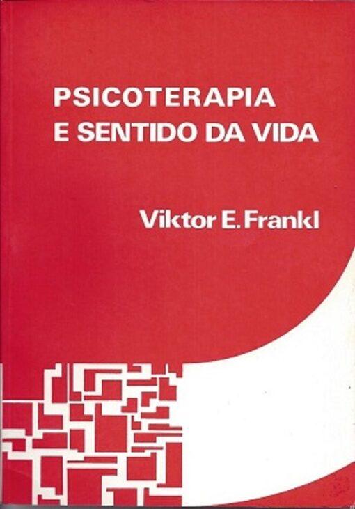 capa do livro Psicoterapia e Sentido da Vida