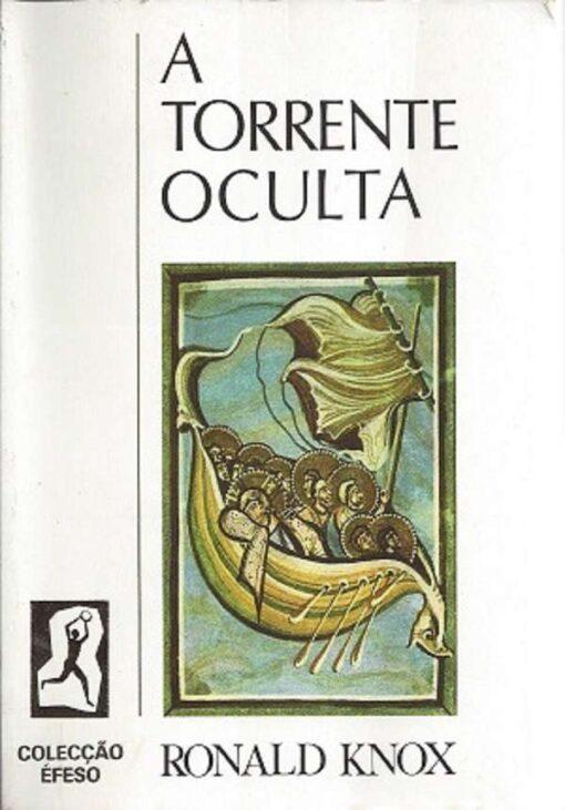 capa do livro a torrente oculta