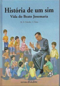 capa do livro história de um sim