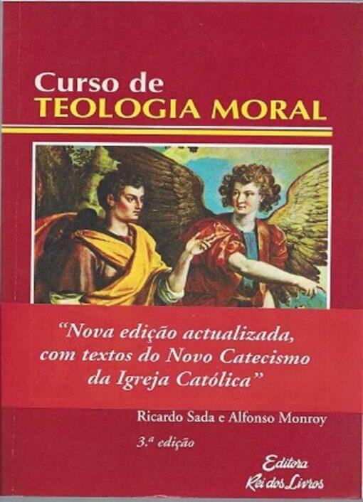 capa do livro Curso de Teologia Moral