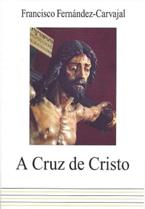 capa do livro A cruz de Cristo
