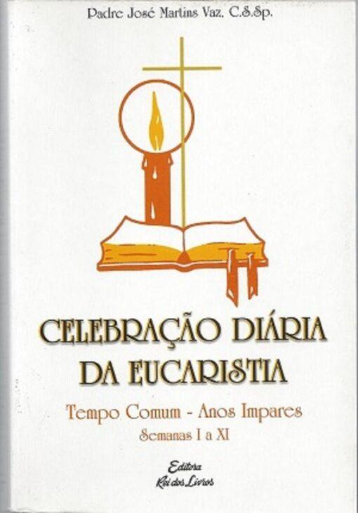 capa do livro Celebração Diária da Eucaristia