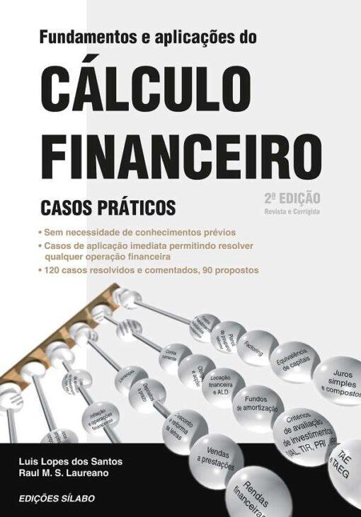 capa do livro Fundamentos e Aplicações do Cálculo Financeiro