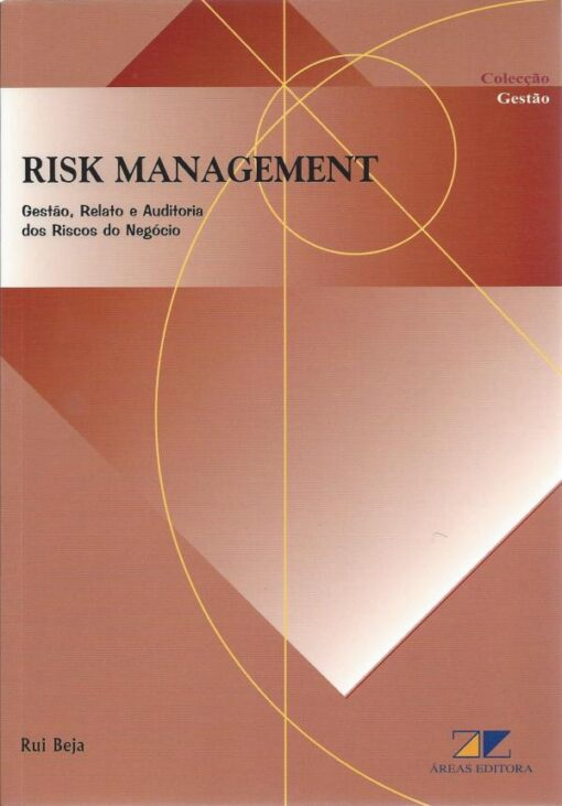 capa do livro Risk Management