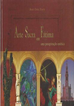 capa do livro Arte sacra em fátima