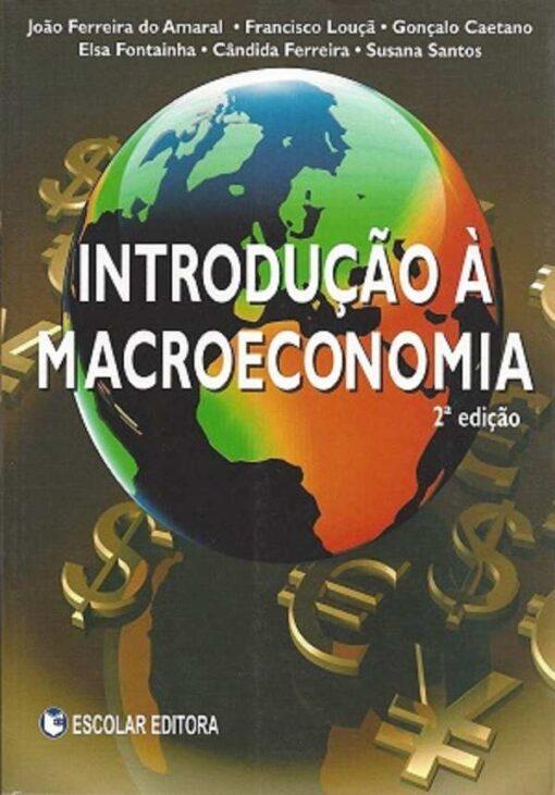 capa do livroIntrodução à Macroeconomia