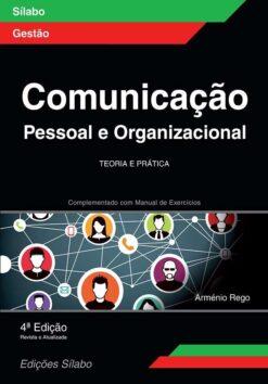capa do livro Comunicação Pessoal e Organizacional