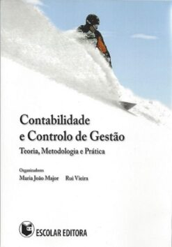 capa do livro Contabilidade e Controlo de Gestão