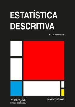 capa do livro Estatística Descritiva