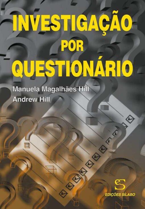 capa do livro Investigação por Questionário