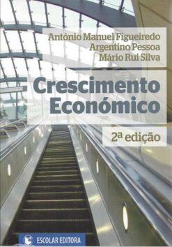 capa do livro Crescimento Económico