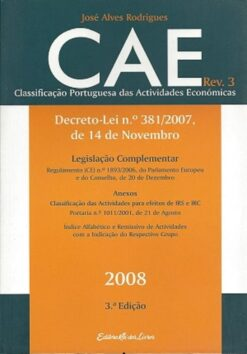 capa do livro CAE