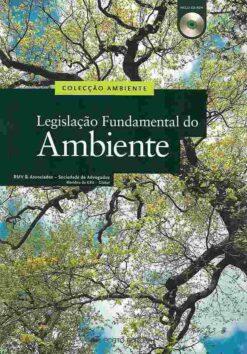 capa do livro Legislação Fundamental do Ambiente