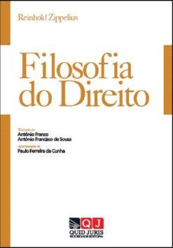 capa do livro Filosofia do Direito