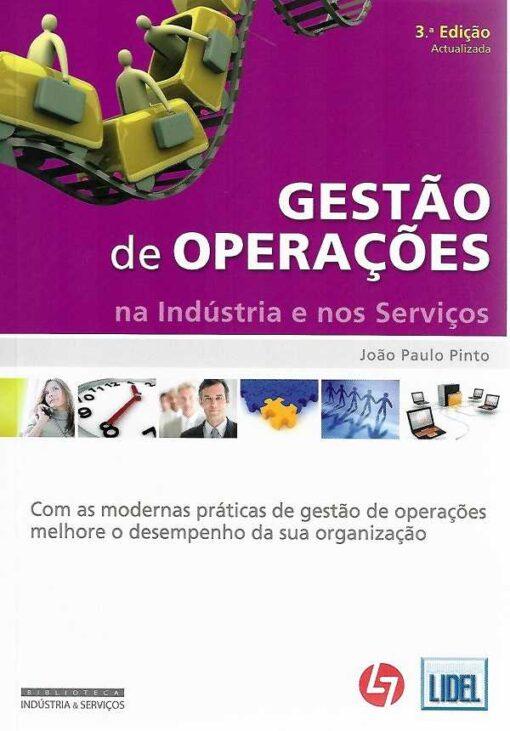 capa do Gestão de Operações
