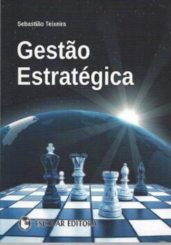 capa do livro Gestão Estratégica