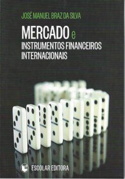 capa do livro Mercado e Instrumentos Financeiros Internacionais