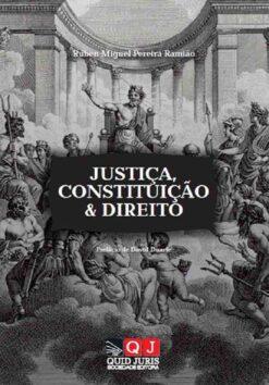 capa do livro Justiça, Constituição & Direito