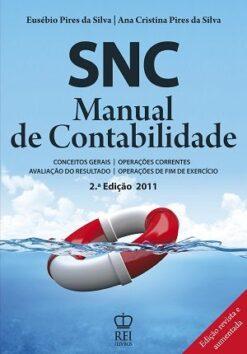 SNC Manual de Contabilidade