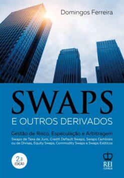 Capa do livro Swaps e outros derivados