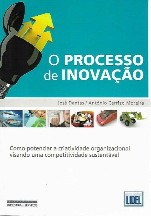 capa do livro O Processo de Inovação