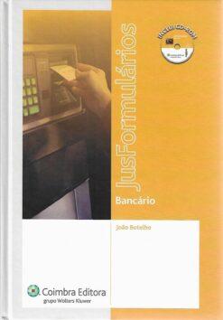 Capa do livro Jusformulários Bancário