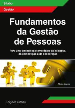 capa do livro Fundamentos da Gestão de Pessoas
