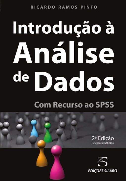 Capa do livro Introdução à Análise de Dados Com recurso ao SPSS
