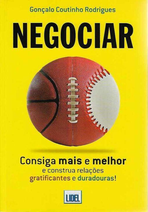 capa do livro Negociar