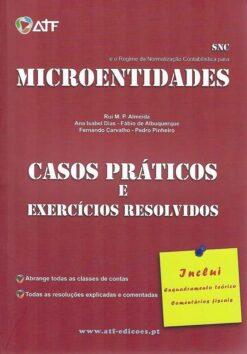 capa do livro SNC e o Regime de Normalização Contabilística Para Microentidades
