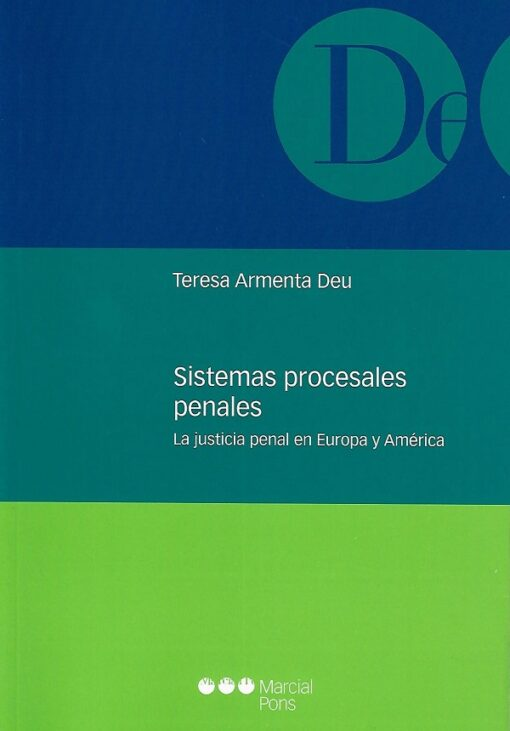 capa do livro Sistemas procesales penales