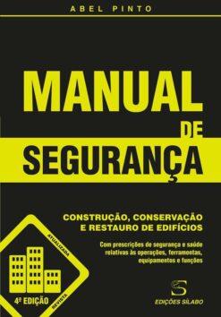 capa do livro Manual de Segurança