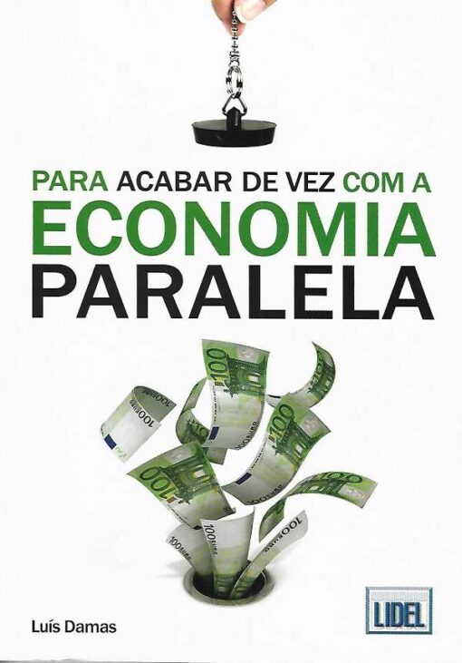capa do livro para acabar de vez com a economia paralela