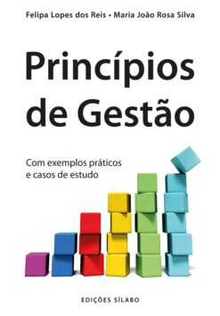 capa do livro Princípios de Gestão