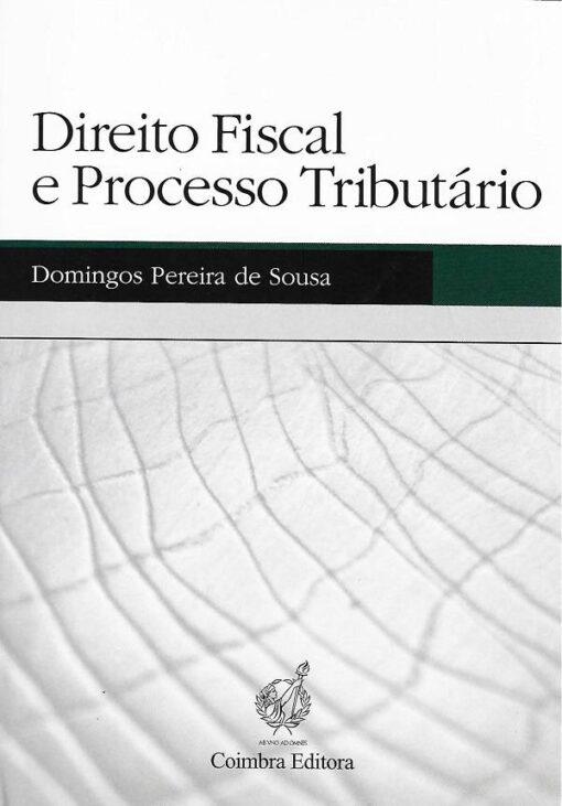 capa do livro Direito Fiscal e Processo Tributário