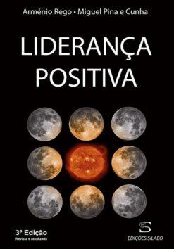 capa do livro Liderança Positiva