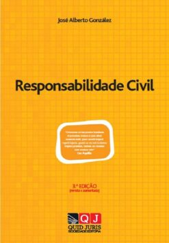 capa do livro Responsabilidade Civil