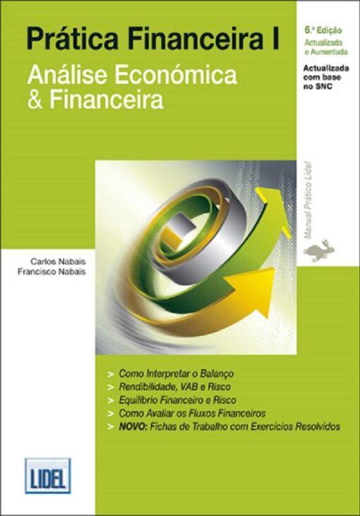 capa do livro pratica financeira I