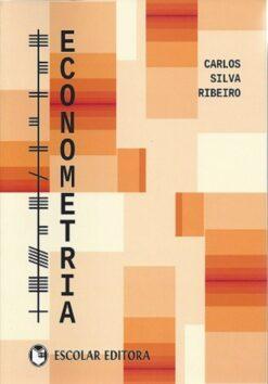 capa do livro Econometria