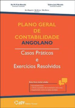 capa do livro Plano Geral de Contabilidade Angolano