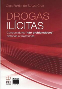 capa do livro Drogas ilicitas