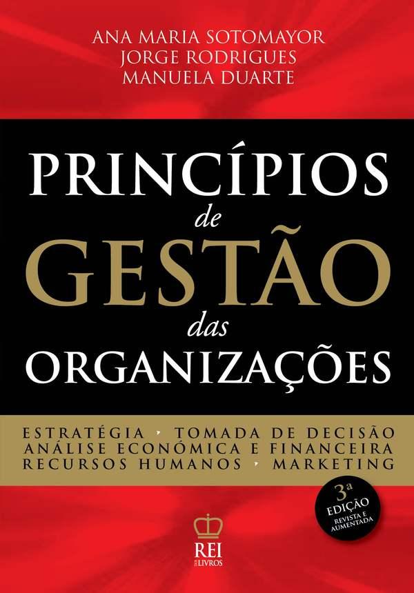 70b7dd9a3f Princípios de Gestão das Organizações – Rei dos Livros