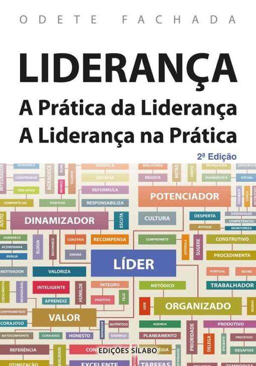Capa do livro Liderança