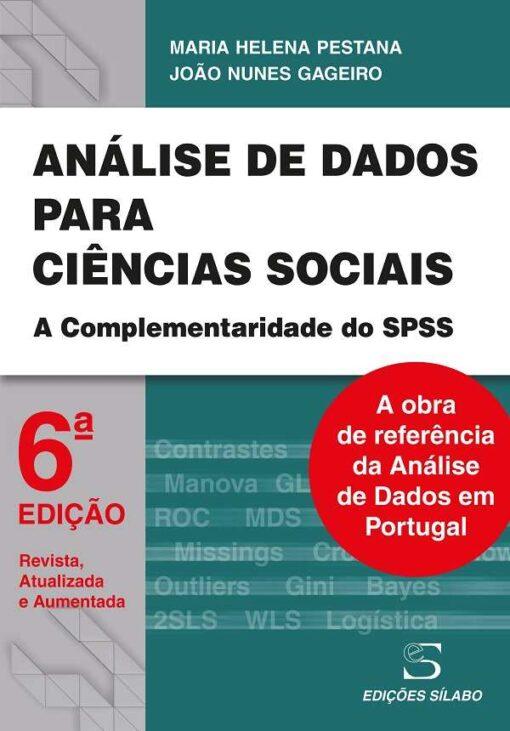 capa do livro Análise de Dados para Ciências Sociais