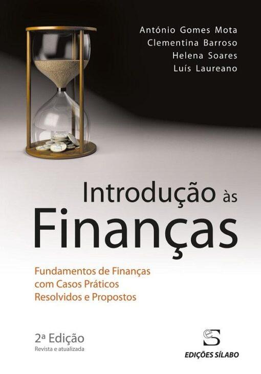 capa do livro Introdução às Finanças