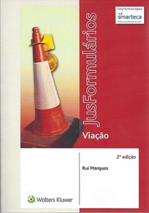 capa do livro Jusformulários viação