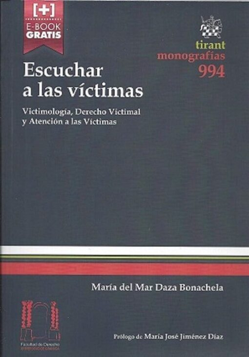 capa do livro escuchar a las víctimas