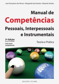 capa do livro Manual de Competências