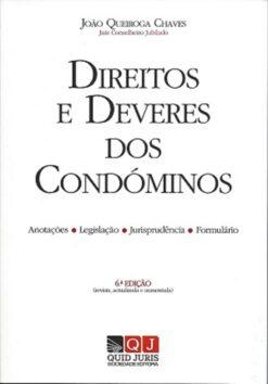 capa do livro Direitos e Deveres dos Condóminos