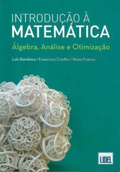 capa do livro Introdução à Matemática